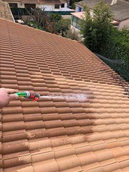Hydrofuge toiture à Salon
