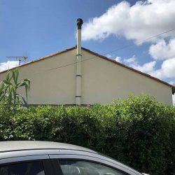 Nettoyage et peinture façade à Istres