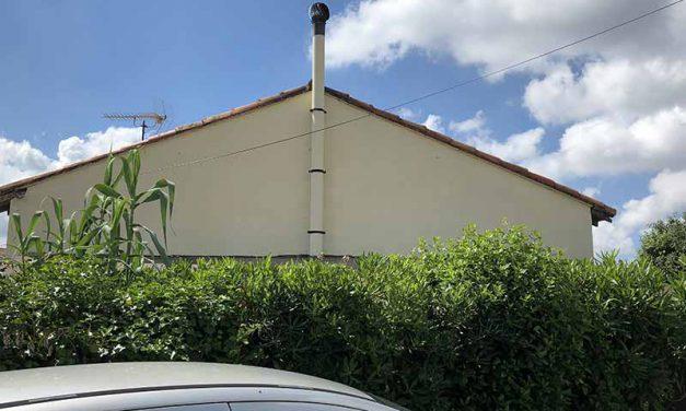 Ravalement et peinture façade à Istres